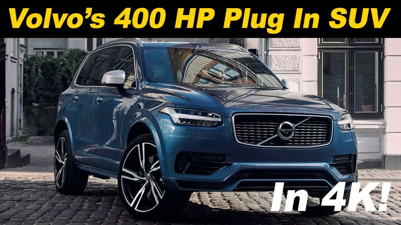 2017 volvo xc90 t8 plug in hybrid review  u2014 alex on autos