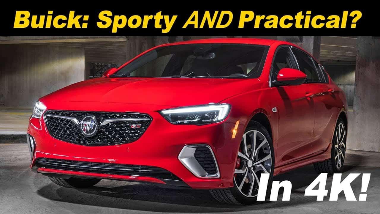 2018    2019 buick regal gs sportback review  u2014 alex on autos