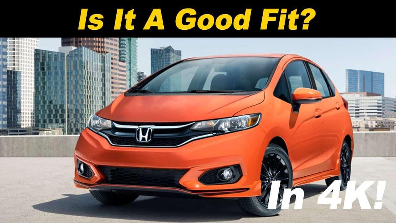 2019 honda fit sport review  u2014 alex on autos