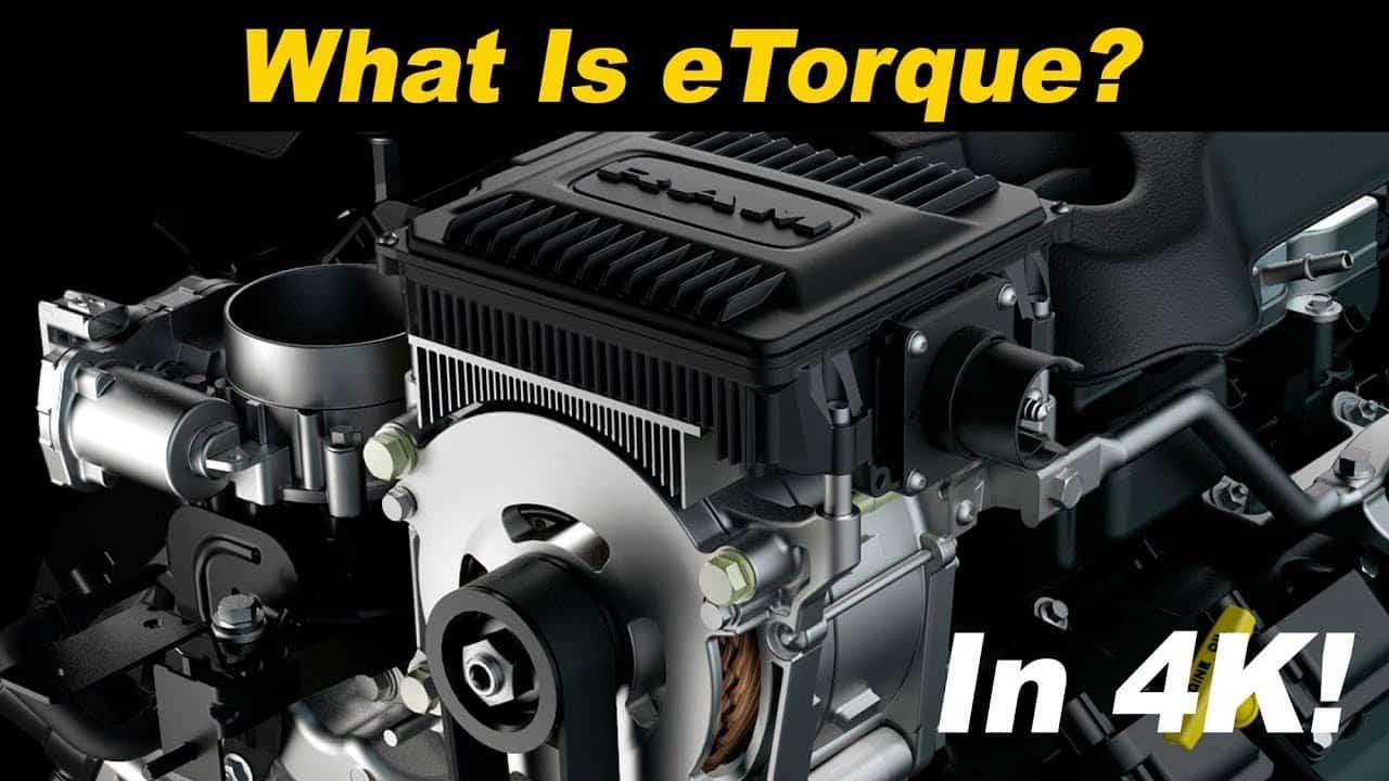 Jeep Wrangler & RAM 1500 eTorque Mild Hybrid System ...