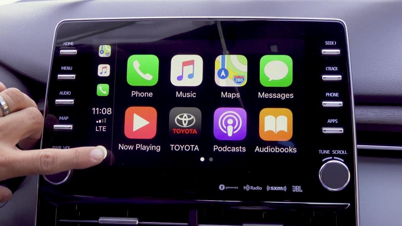 2018 Toyota Rav4 Hybrid >> Toyota Entune 3.0 Deep Dive — Alex on Autos